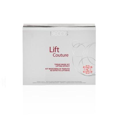Lift Couture Kit De Masque En Tissu à Effet Liftant Monodose 5