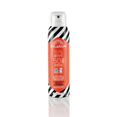 Solarium Sun Good Spray Solaire Spf 50 Protection Invisible