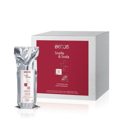 Snella&soda Bandage Professionnel - 5 Bandages Unidoses 14 M X 20 Cm