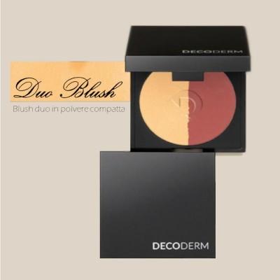 Decoderm Duo Blush En Poudre Compact Col.04