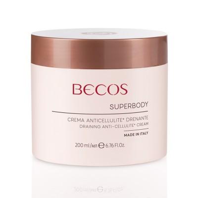 Superbody Crème Drainante Anti-cellulite