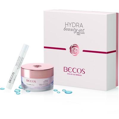 Aqua Factor Coffret Hydratant Visage Hydra Beauty