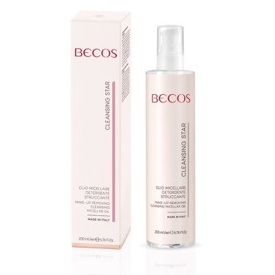 Cleansing Star Huile Micellaire Nettoyante Et Nettoyante